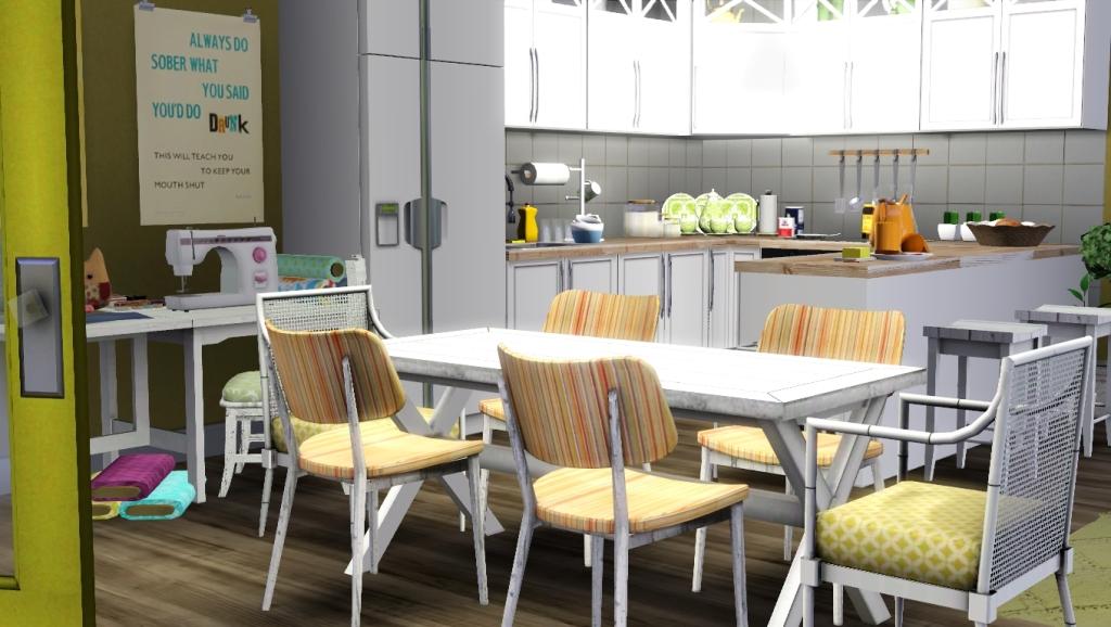 27 february 2011 casaslindas for Sims 2 kitchen ideas