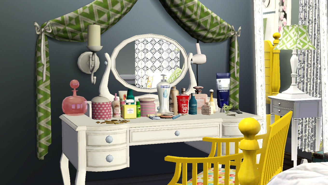 New sims 3 bedroom casaslindas for Sims 3 6 bedroom house