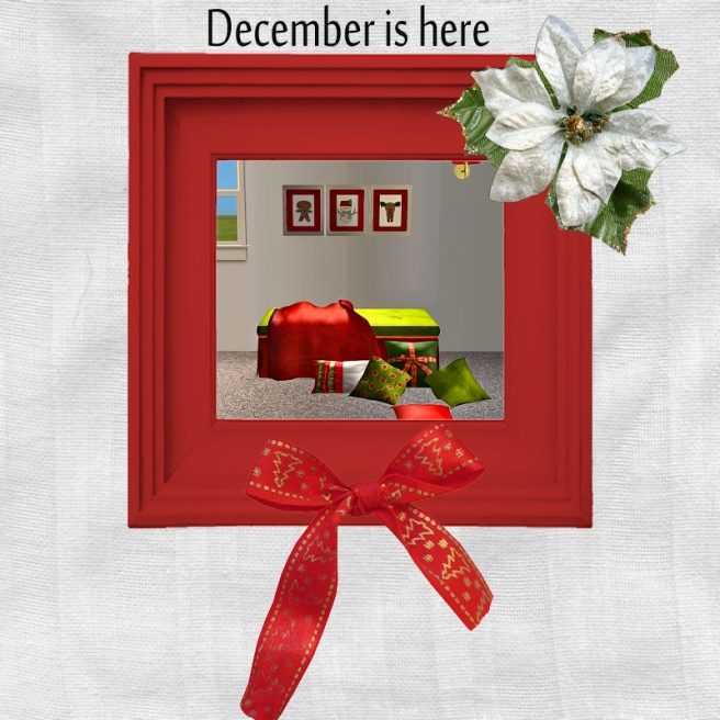 December is here
