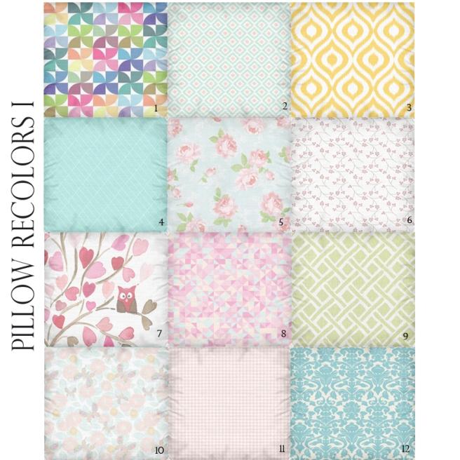 Pillow Recolor I