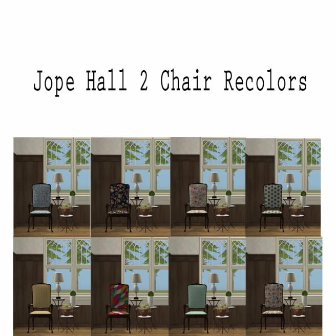 JopeHallChairRecolors