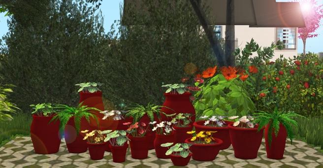 BB Planter Recolors
