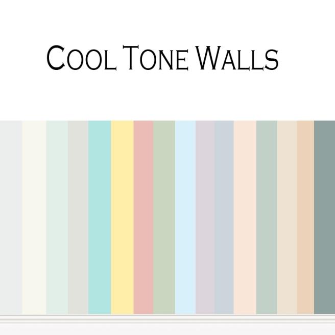 Cool Tone Walls
