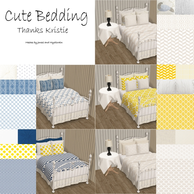 Various Bedding