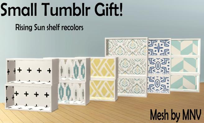 MNV Shelf