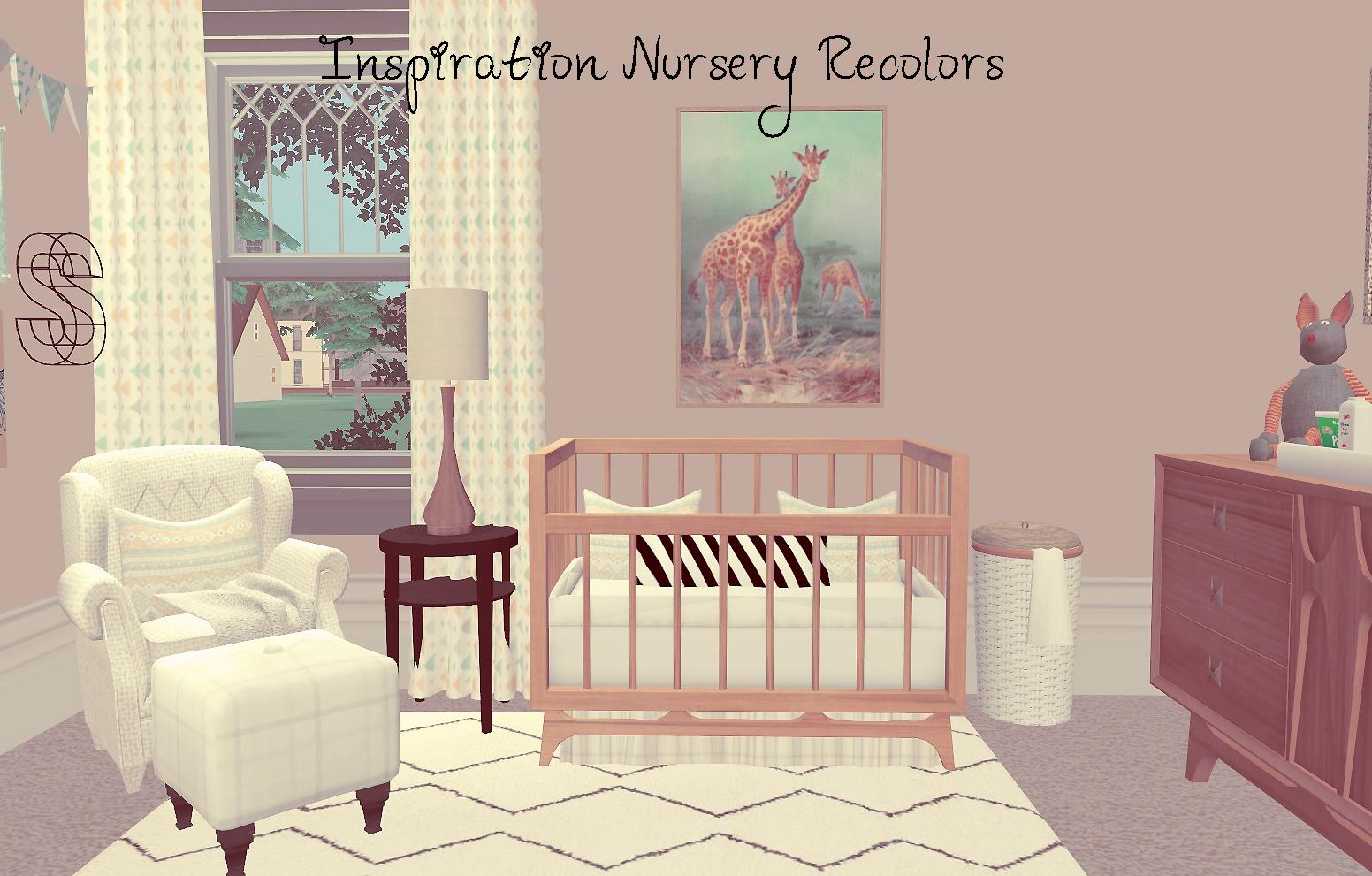 Inspiration Nursery Recolors Casaslindas