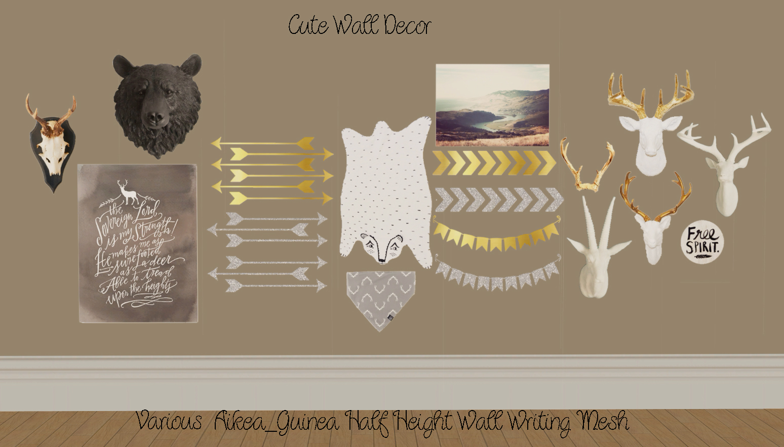 Wall Writing Decor Cute Wall Decor Casaslindas