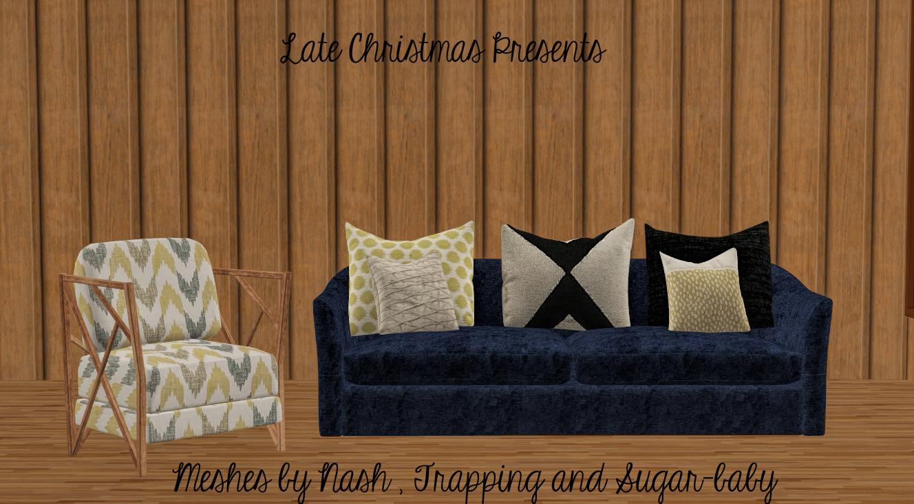 Late Christmas Gift   Casaslindas